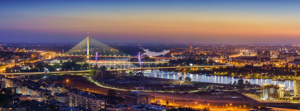 Travel to the Balkans, Belgrade