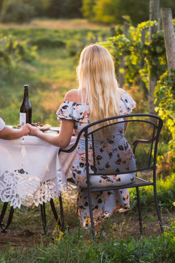 Romantic dinner, Food tour Croatia