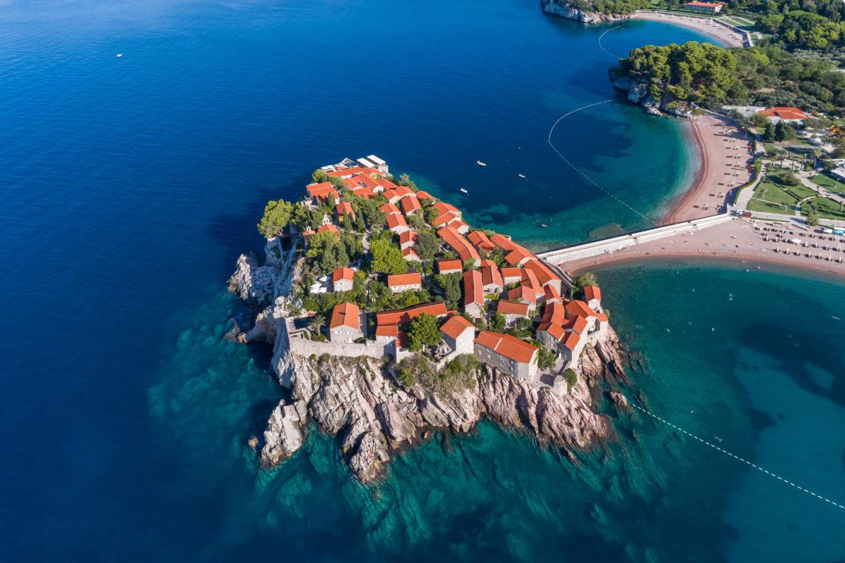 Summer land & cruise trip, Montenegro