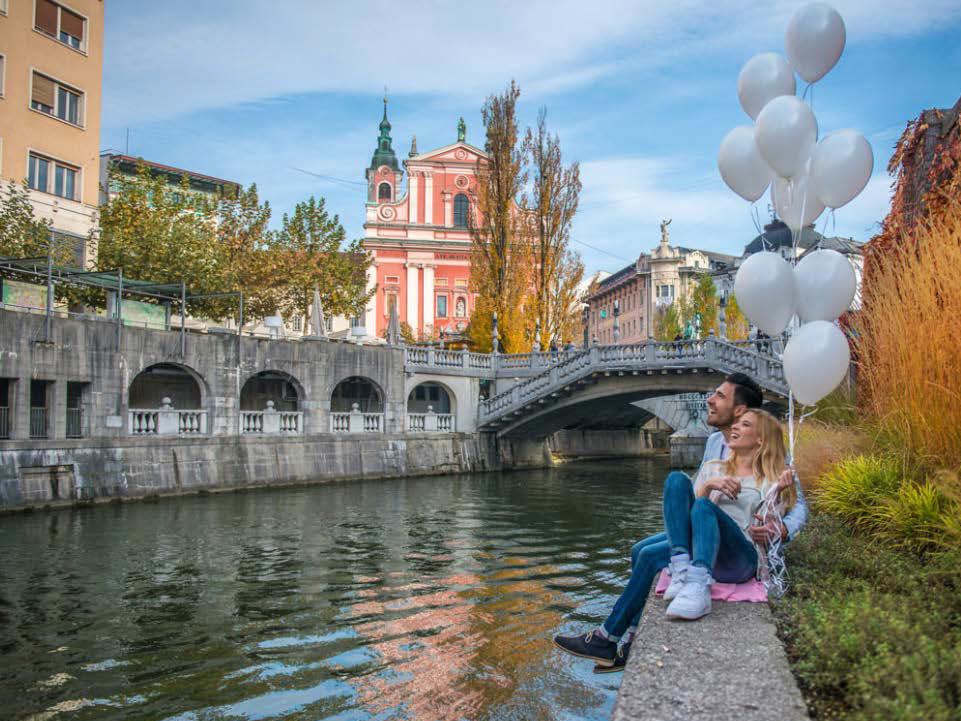 Cultural holidays in Slovenia, Ljubljana