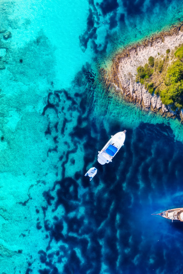 Summer land & cruise trip to Croatia
