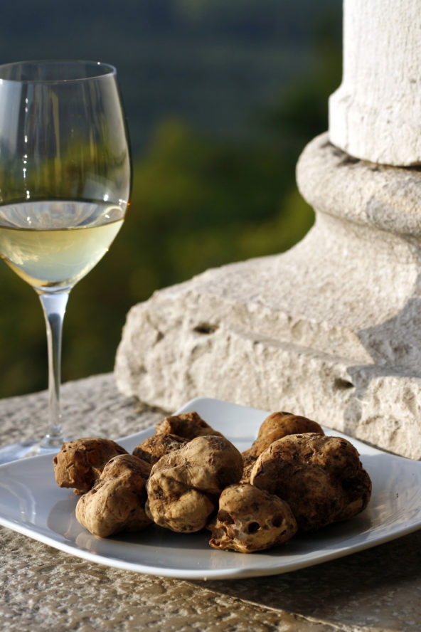Croatian Gastronomy, truffles