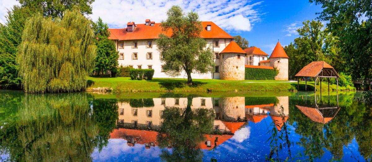 Slovenian castles