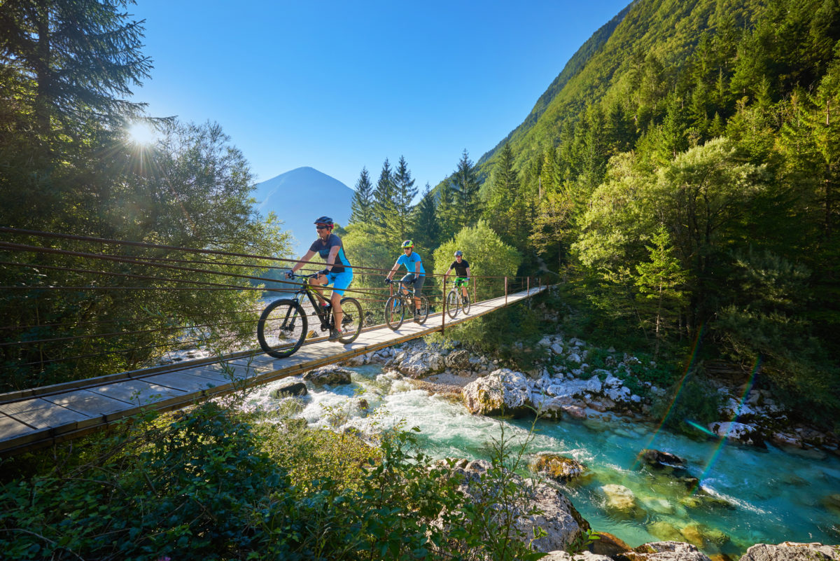 Summer land & cruise trip in Slovenia