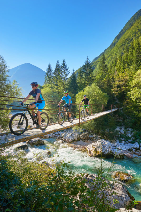 Summer land & cruise trip in Slovenia