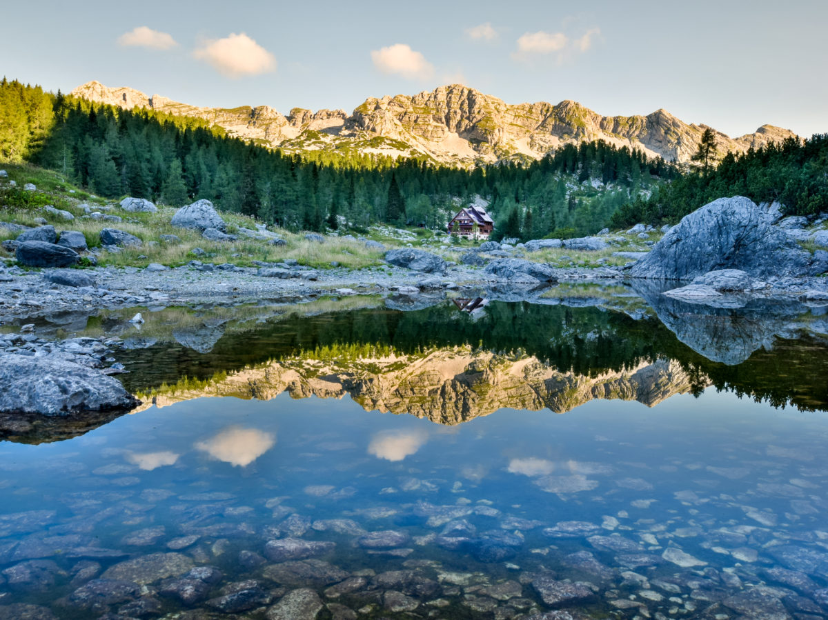 Active trip to Slovenia - Triglav lake hike