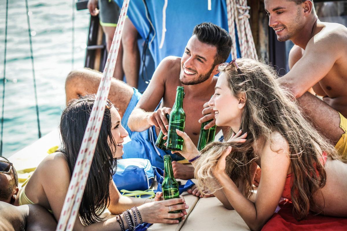 Yacht, Croatia