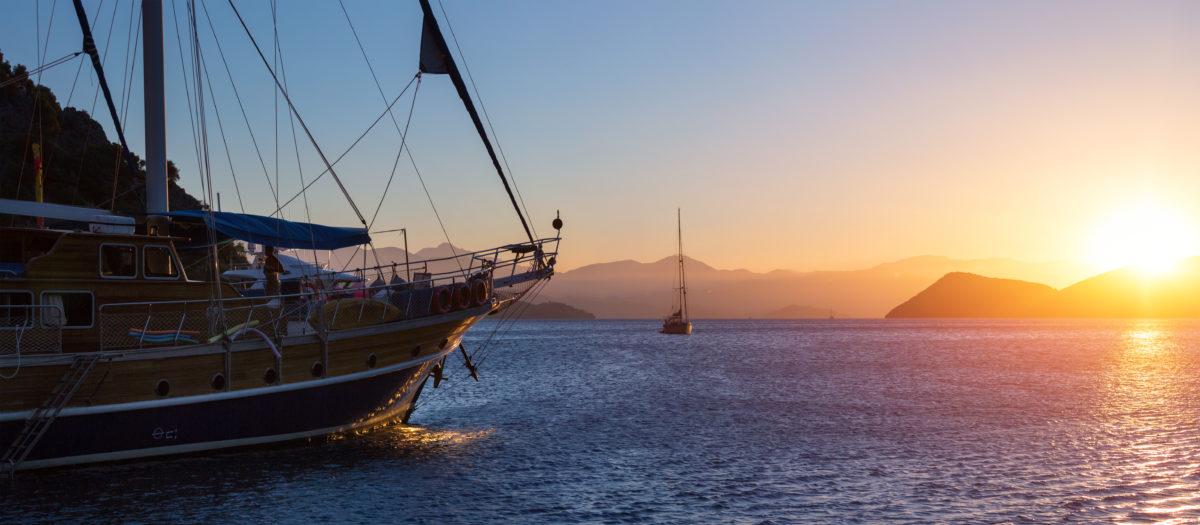 Gulet, cruise Croatia