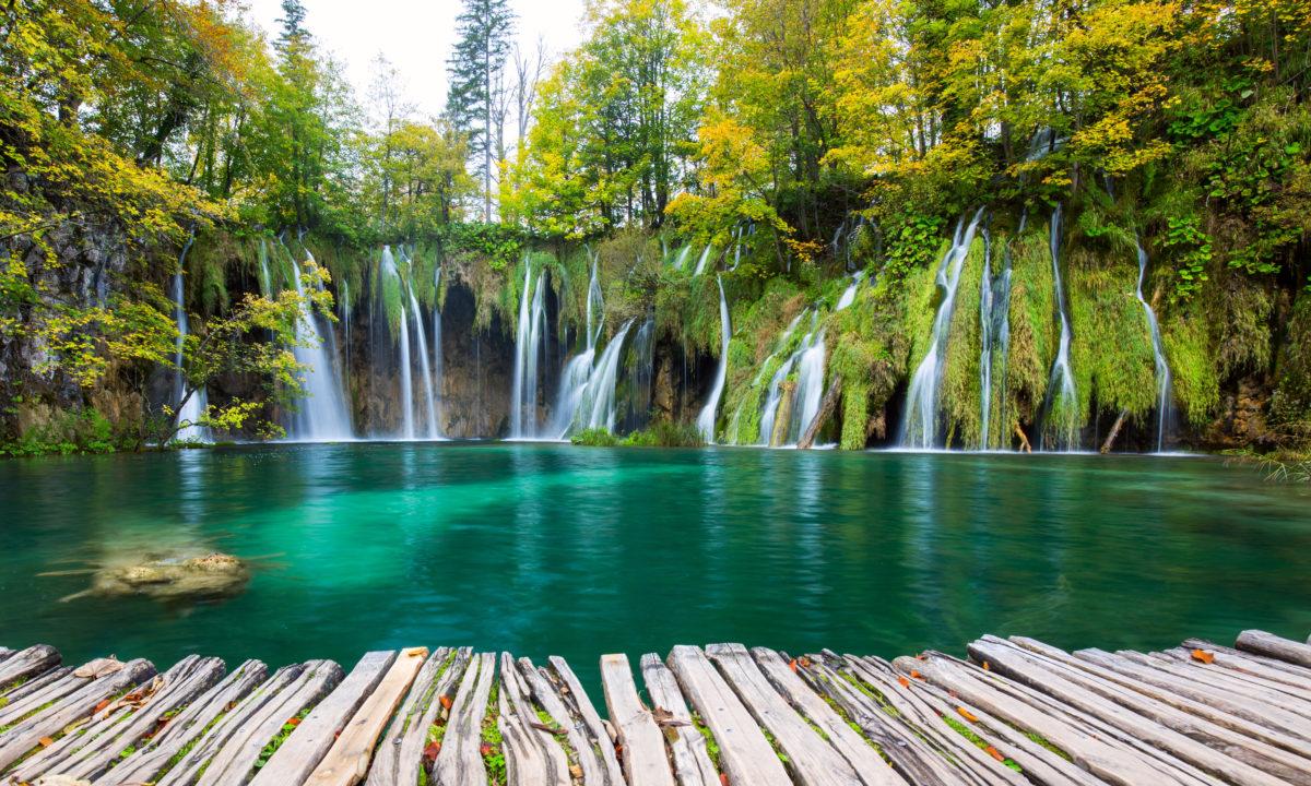 Plitivce lakes, Croatia