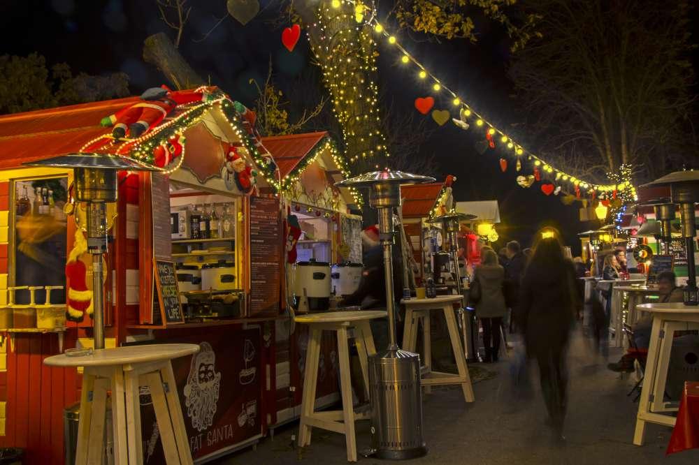Zagreb Christmas Market in Croatia
