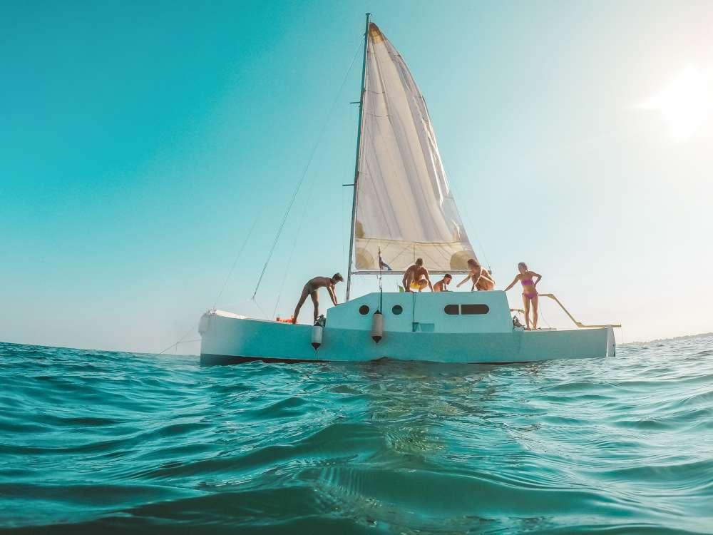 Kvarner Bay Croatia - sailing