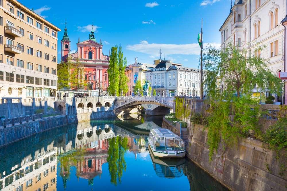 Best of Slovenia - Travel Itinerary