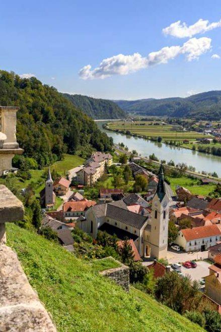 Famous Slovenians - where is Melani Trump from - Slovenia, Sevnica