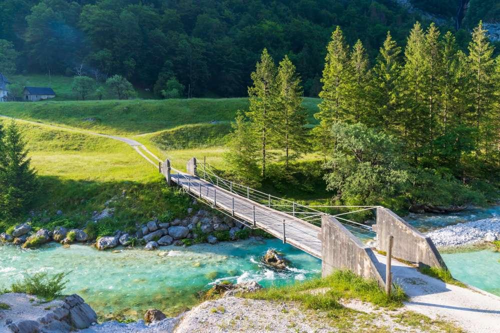 The best of Slovenia - Soca river