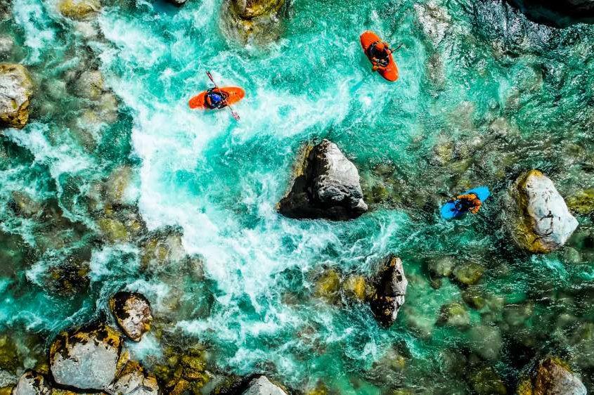 Best of Slovenia - Soča river valley