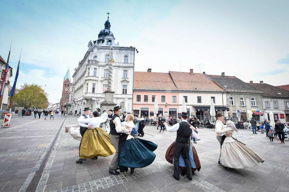 Saint Martin's day in Slovenia