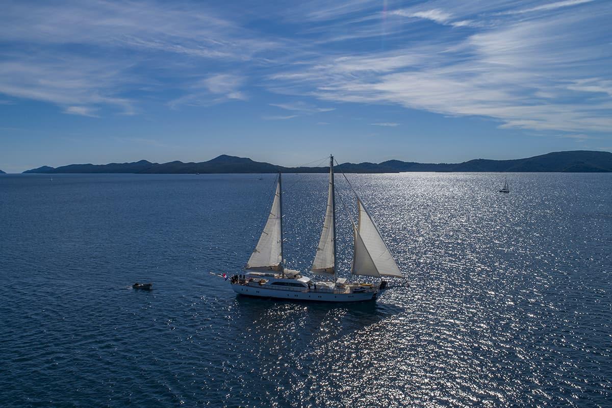 Luxury gulet holidays in Croatia: Alessandro I