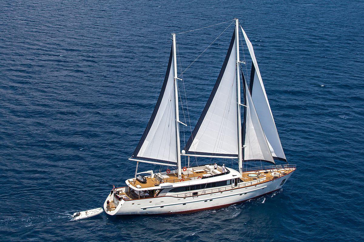 Luxury gulet holidays in Croatia: Navilux