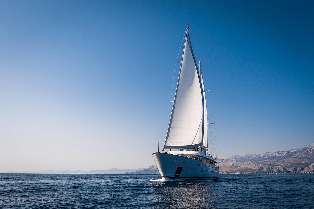 Luxury gulet holidays in Croatia: Aixaia