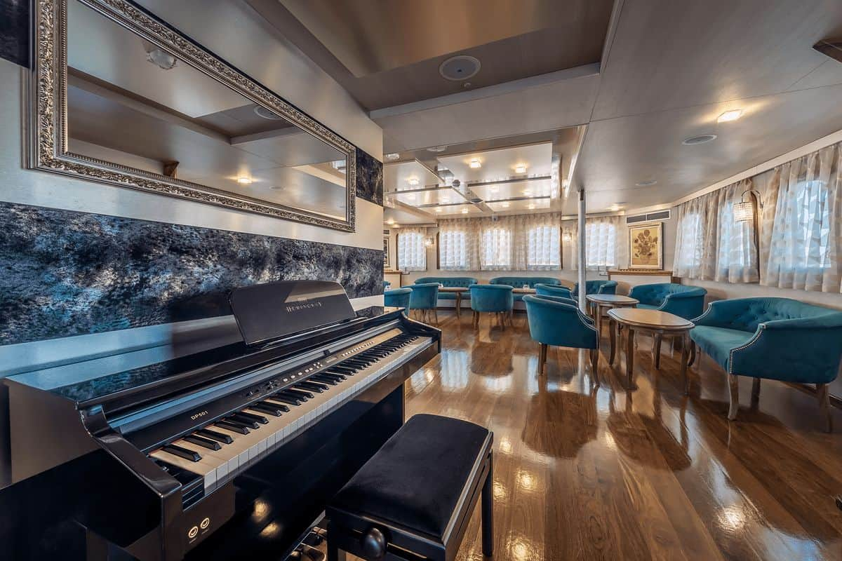 Casablanca - Piano lounge