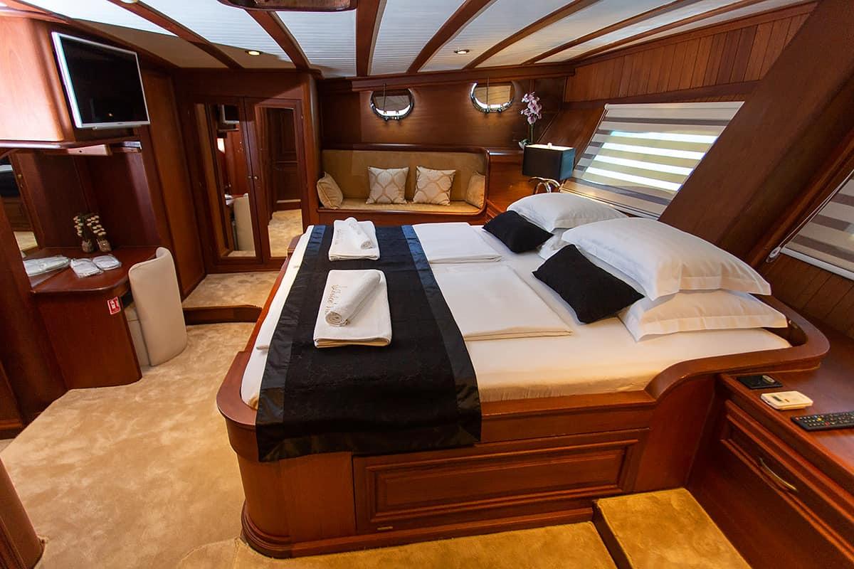 Dolce Vita - Master cabin