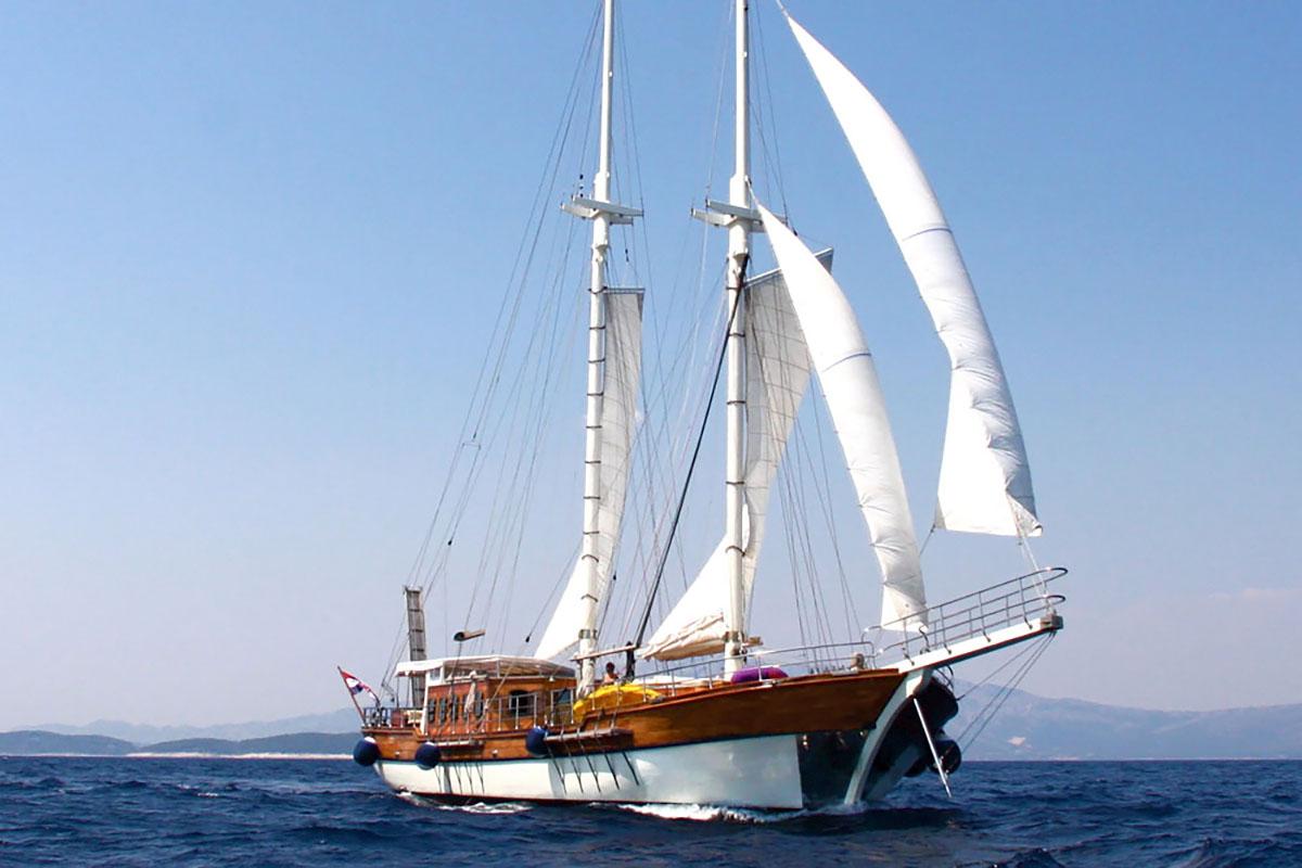 Gulet holidays in Croatia - Libra