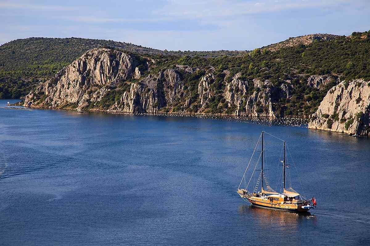 Gulet holidays in Croatia - Pacha