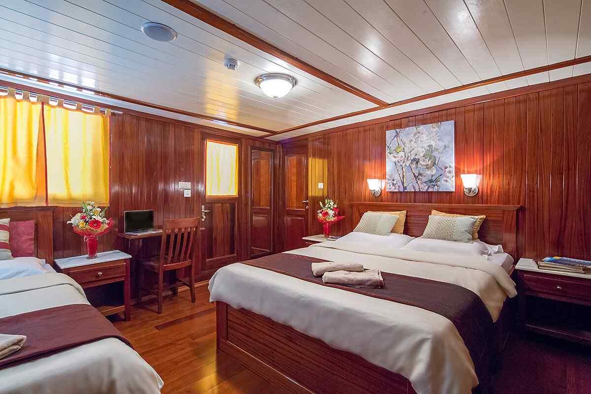 Cesarica - VIP cabin