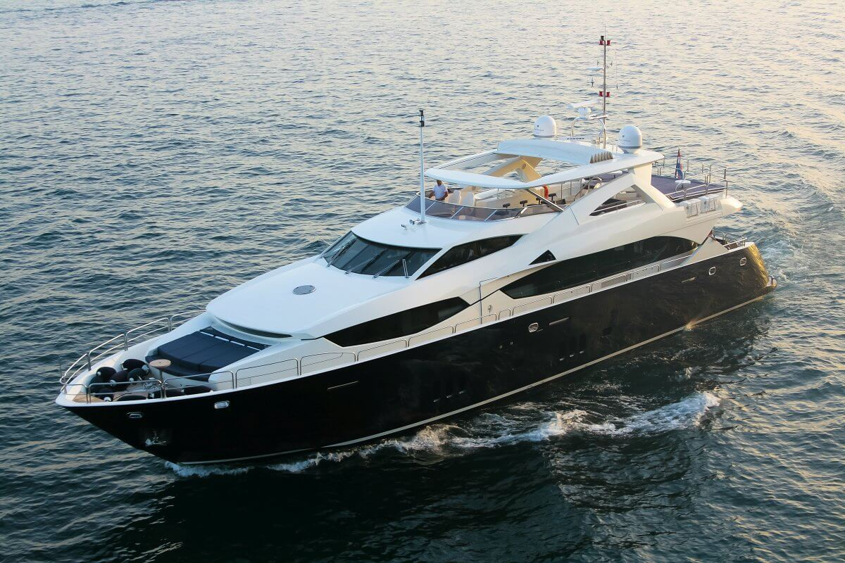 Yacht charter in Croatia - MY Cassiopea