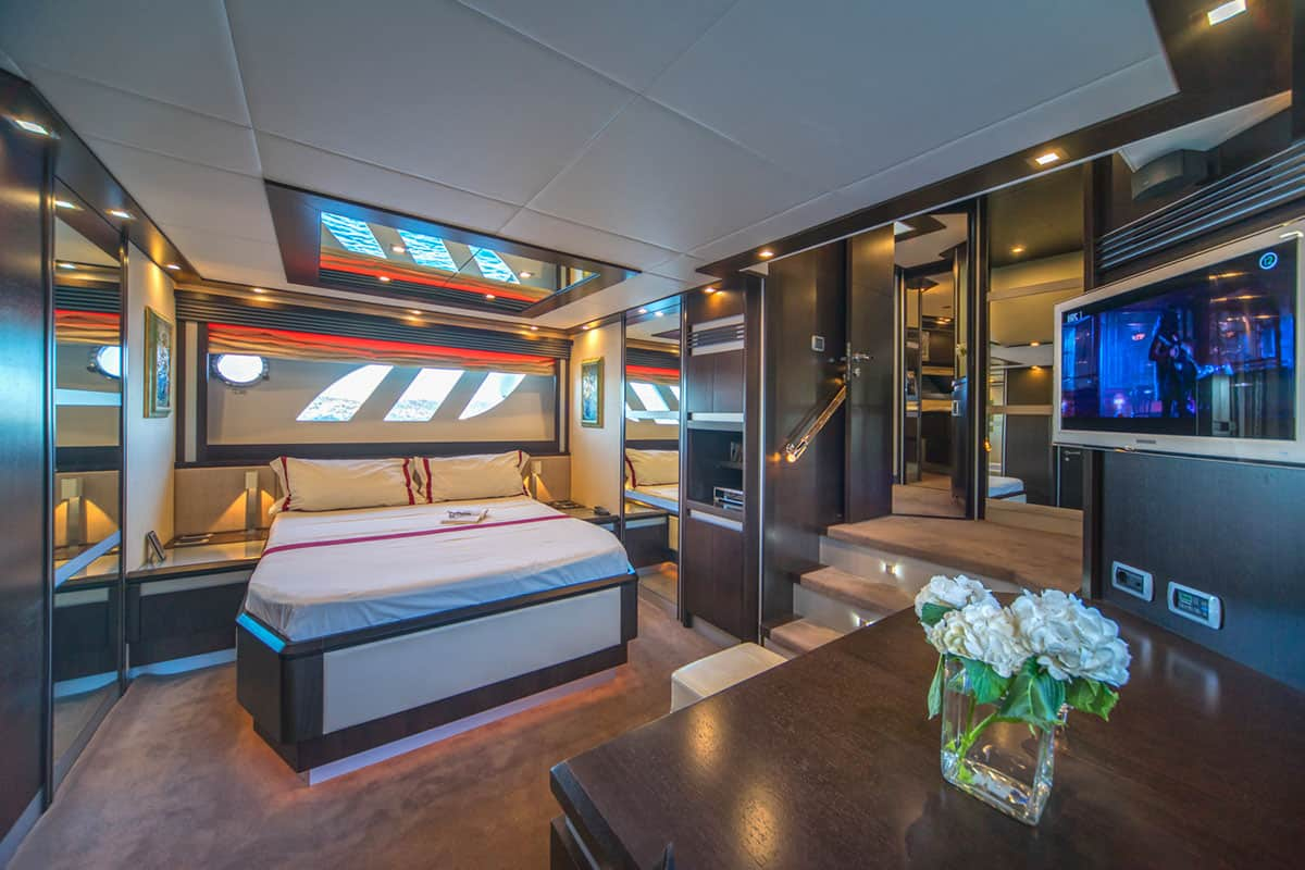 Discovery - Master cabin