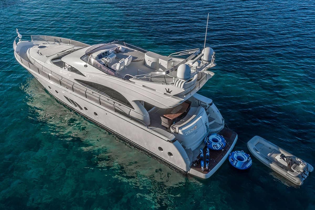 Yacht charter in Croatia - Discovery