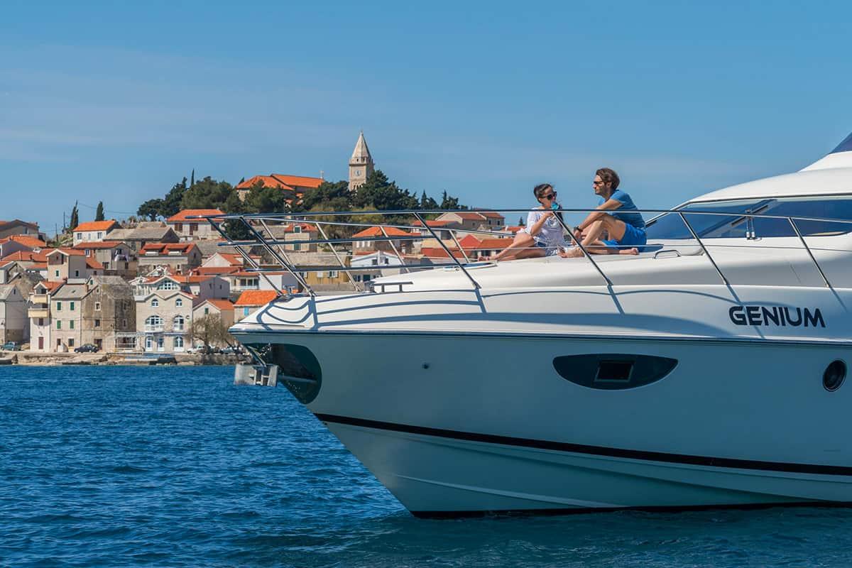 Yacht charter in Croatia - Genium