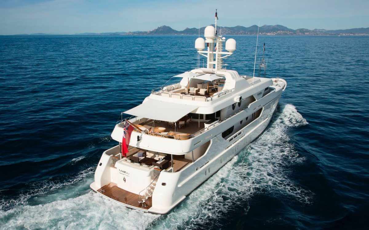 Yacht charter in Croatia - MY Mercury
