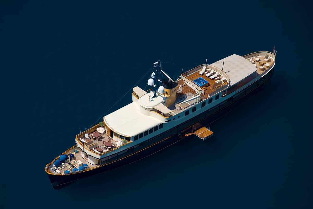 Yacht charter in Croatia - Seagull