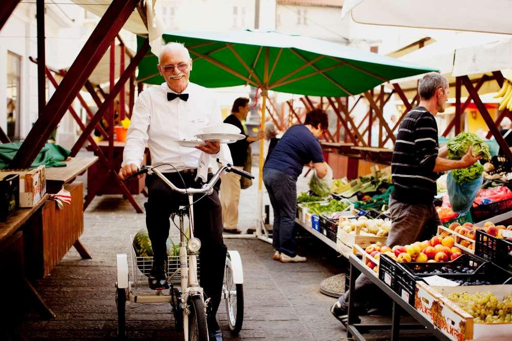 Food experiences, photo - www.slovenia.info, Julia Wesely, arhiv turistično združenje Portorož