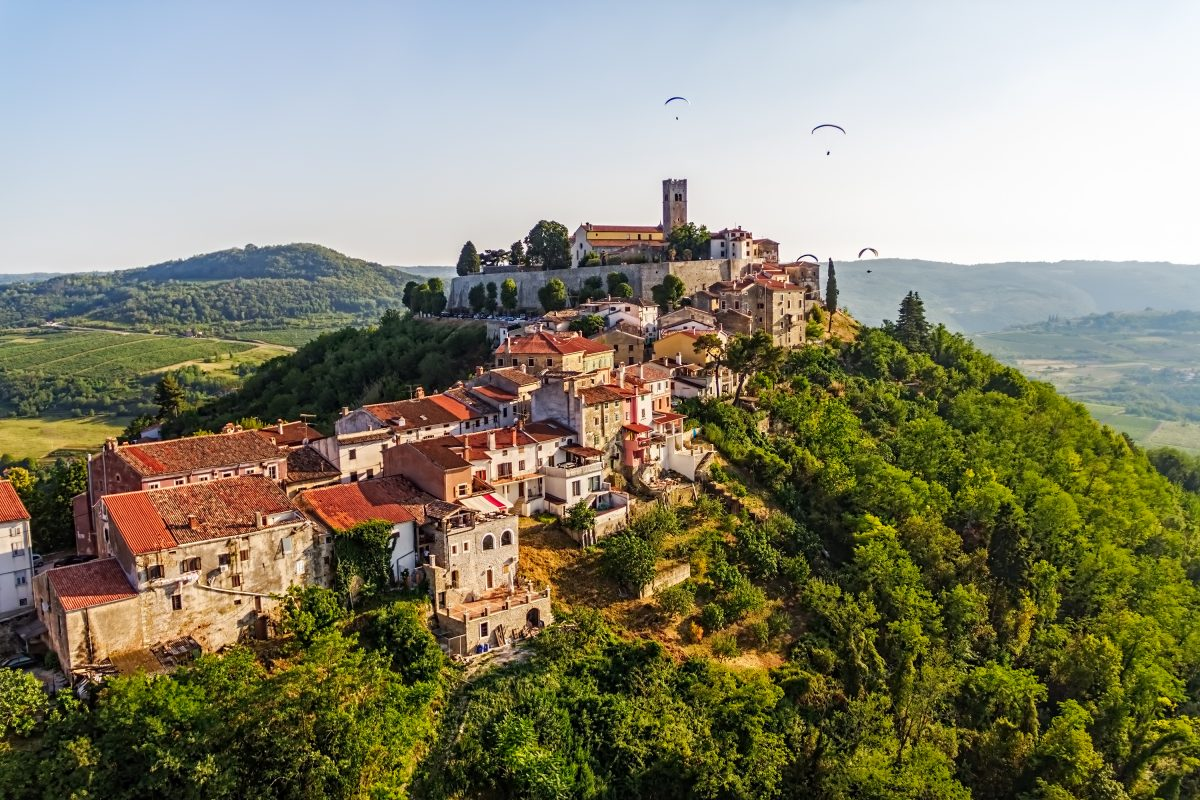Wedding Venues in Croatia - Motovun