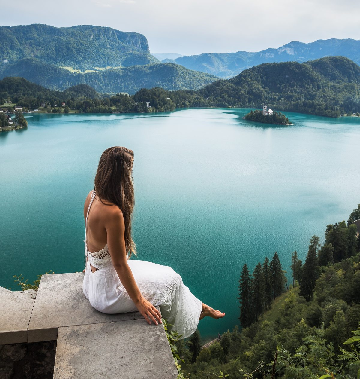 Get married in Bled