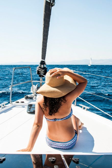 Private cruise in the Adriatic